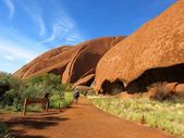 Ayers Rock, Northern Territory, Australia — Stock Photo
