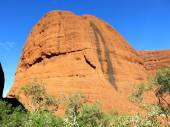 Olgas, Kata Tjuta, Nothern Territory, Australia — Stock Photo