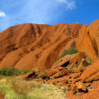 Ayers Rock, Northern Territory, Australia — Stock Photo #65980017