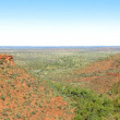 Kings Canyon, Nothern Territory, Australia — Stock Photo #65987717