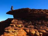 Kings Canyon, Nothern Territory, Australia — Stock Photo