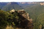 Blue mountains-nationalpark — Stockfoto