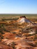The Breakaways, Coober Pedy, South Australia — Stock Photo