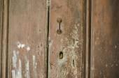Detail Old wooden door — Stock Photo