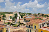 View of the town roofs. Trinidad, Cuba. — Stock Photo