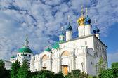伟大的俄罗斯罗斯托夫斯 yakovlevsky 修道院 — 图库照片