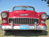 Retro car in Havana. — Stock Photo