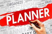 Planowanie — Zdjęcie stockowe