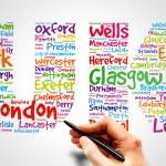 United Kingdom, travel concept — Stock Photo #67433101