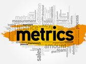 Metrics — Stock Vector