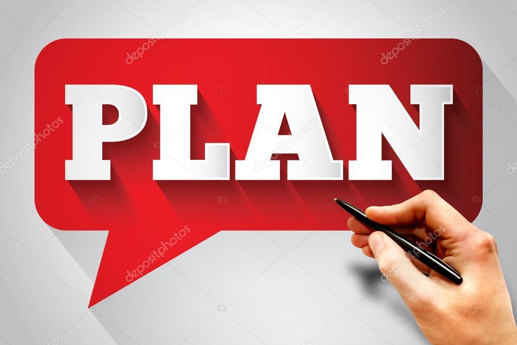 planning message
