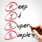 Keep It Super Simple — Stock Photo #68220487