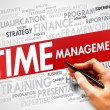 Time Management — Stock Photo #68221609