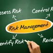 Risk management — Stock Photo #68357591