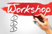 Workshop — Stock Photo