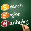 Search Engine Marketing — Stock Photo #68368573