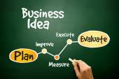 Business Idea — Stock Photo