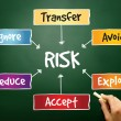 Risk management — Stock Photo #68574079