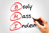 Body Mass Index — Stock Photo