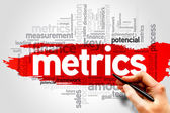 Metrics — Stock Photo