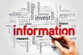 Information — Stock Photo