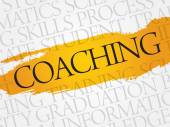 Coaching — Vector de stock