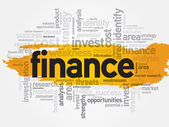 Finance — Stock Vector