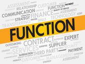 FUNCTION — Stock Vector