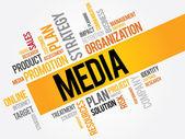 MEDIA — Stock Vector