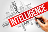 Intelligence — Stock Photo