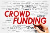 Publiken finansiering — Stockfoto