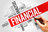 FINANCIAL — Stock Photo