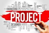 Progetto — Foto Stock