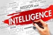 Intelligence — Stock Photo