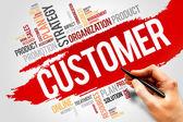 Zákazník — Stock fotografie
