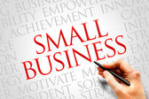 Small Business — Stock Photo