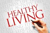 健康生活 — 图库照片