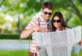 Travel, travelling, summer. — Stock Photo