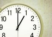Clock, Clock Face, Time. — Stock Photo