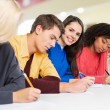 Schooling, school, students. — Stock Photo #73948631