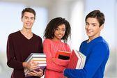 Student, Asian Ethnicity, University. — Stock Photo