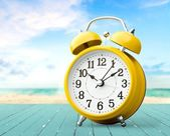 Clock, alarm, countdown. — Stock Photo