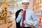 Manual Worker, Architect, White Collar Worker. — Stock Photo