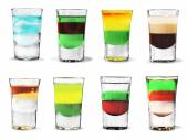 Bar, drink, shooter. — Stock Photo