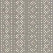 Abstracto geométrico vertical rayado de patrones sin fisuras con orname — Vector de stock
