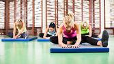 Fitness training — Stock Photo