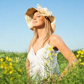 I love sun! — Stock Photo