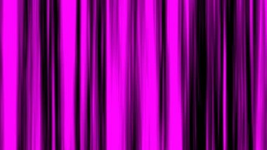 Vertical lines oscillating — Stock Video