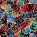 Indian eastern ethnic pattern — Stock Photo #66408959