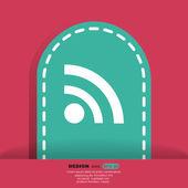 Nous site Web icône — Vecteur
